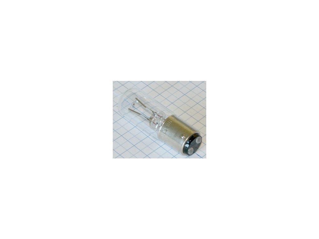Žiarovka 6V 15W BA15D P8018  19x53mm