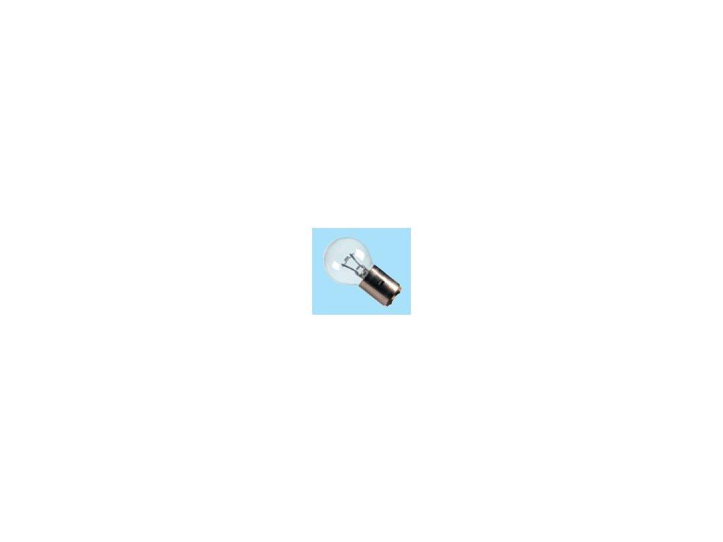 Žiarovka 15V 60W BA20D P8029