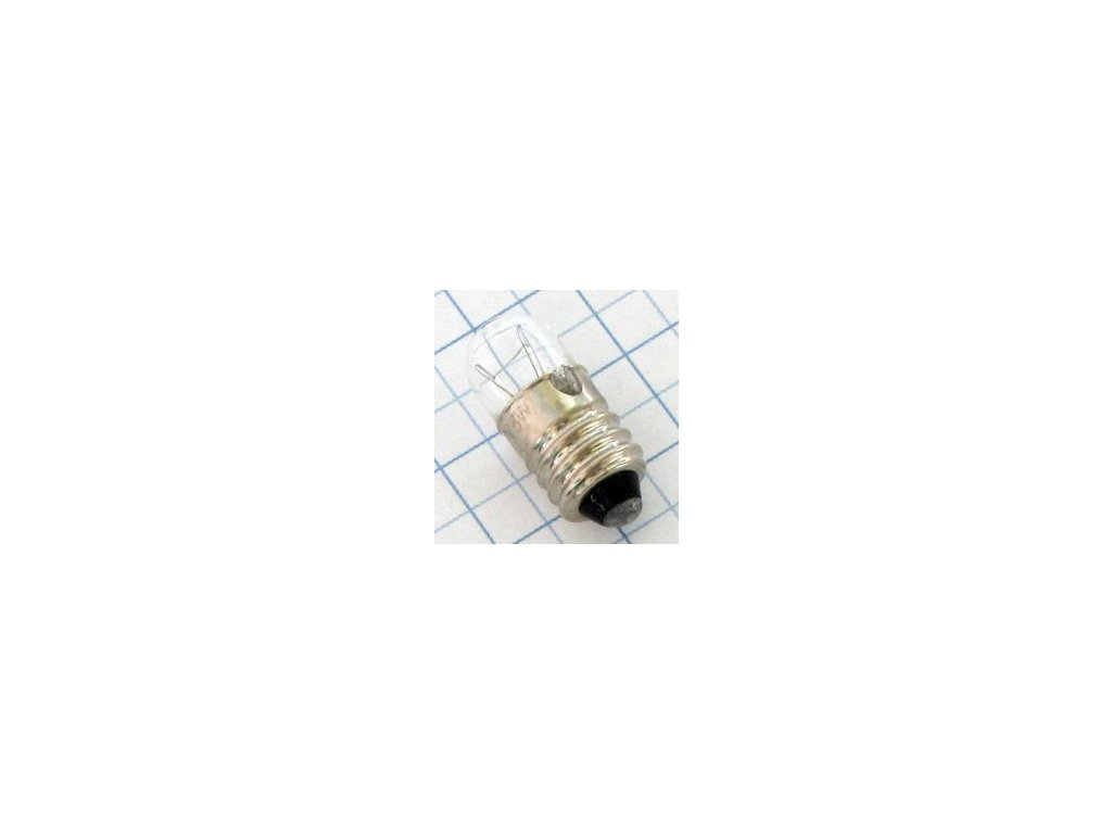 Žiarovka 4V 40mA E10 E3626 11x23mm