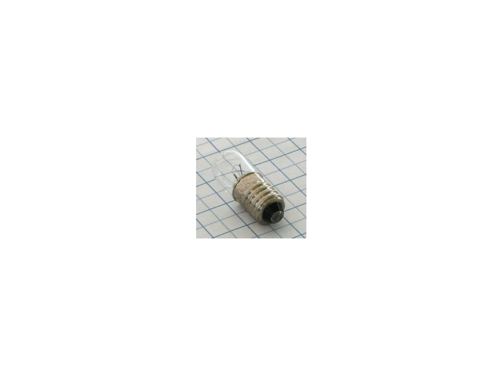 Žiarovka 1,3V 60mA E10 E1800 10x28mm