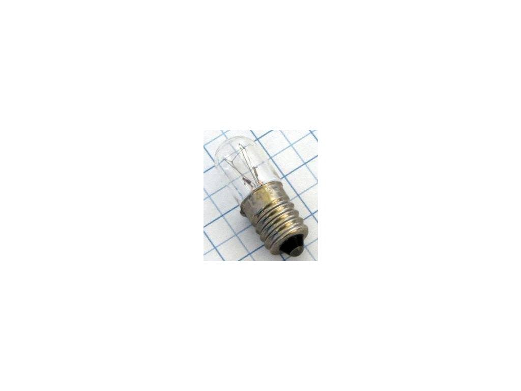 Žiarovka 24V 85mA E10 E3456 10x28mm
