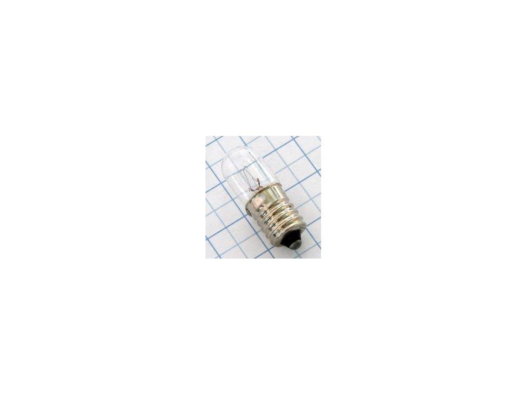 Žiarovka 240V 14mA E10 E3087 10x28mm