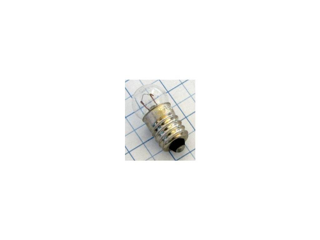 Žiarovka 1,35V 180MA E10 E3637 11x23mm