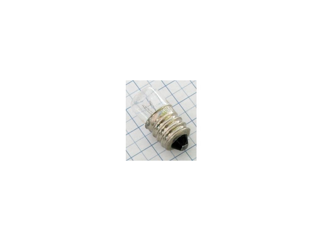 Žiarovka 130V 3W E14 E5068 13x30mm