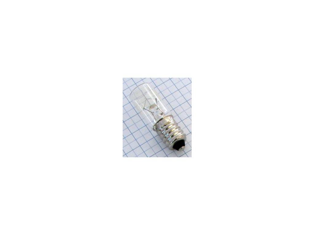 Žiarovka 24/30V 7/10W E14 E5024 16x48mm