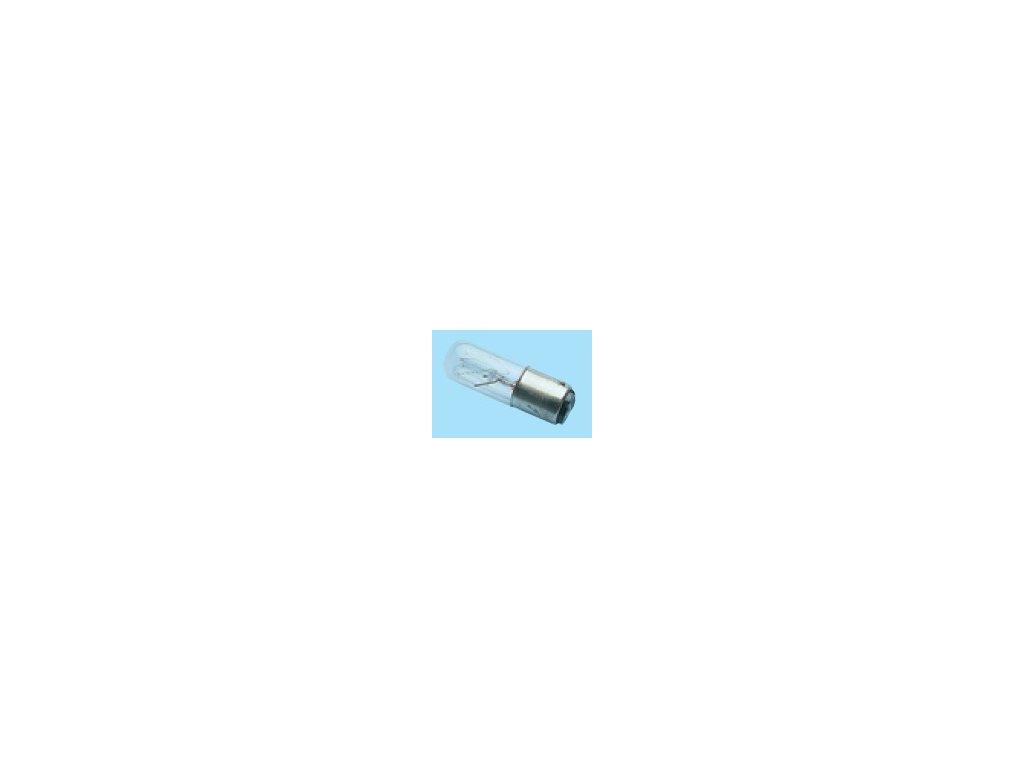 Žiarovka 6V 5W BA15D B5016  17x48mm