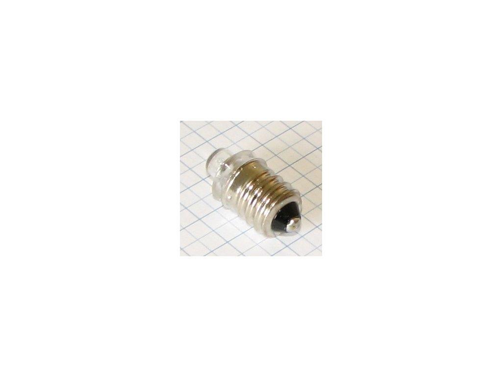 Tlejivka 220V 1,5mA E14 N86534 plast 14x30mm