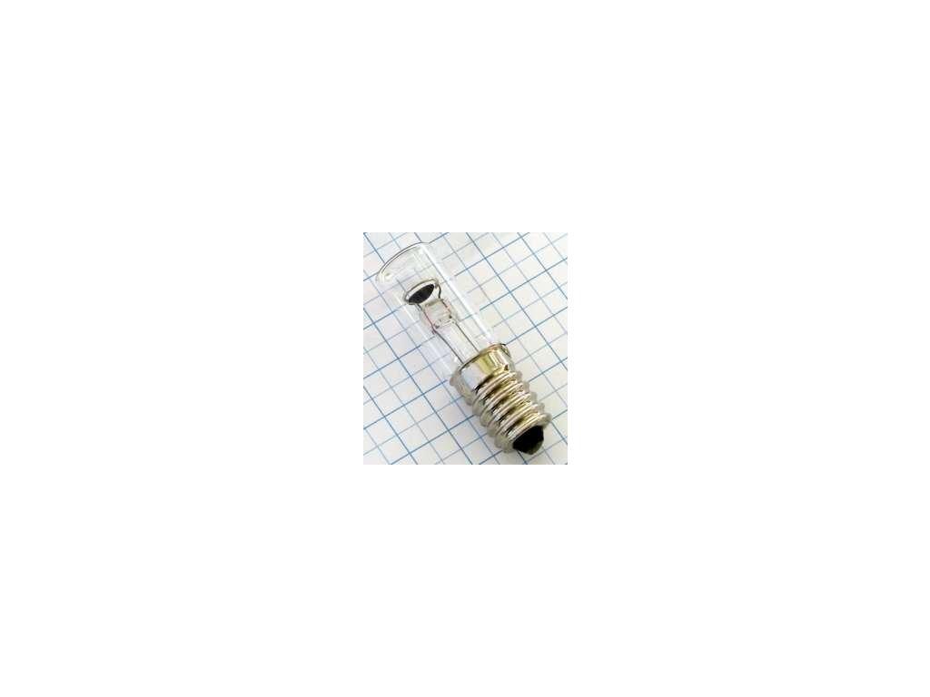 Tlejivka 110V 2mA E14 N75204 15x52mm