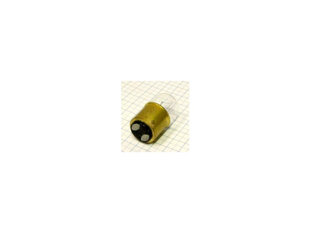 Žiarovka 24V 5W B22D B4328 22x43mm-dopredaj