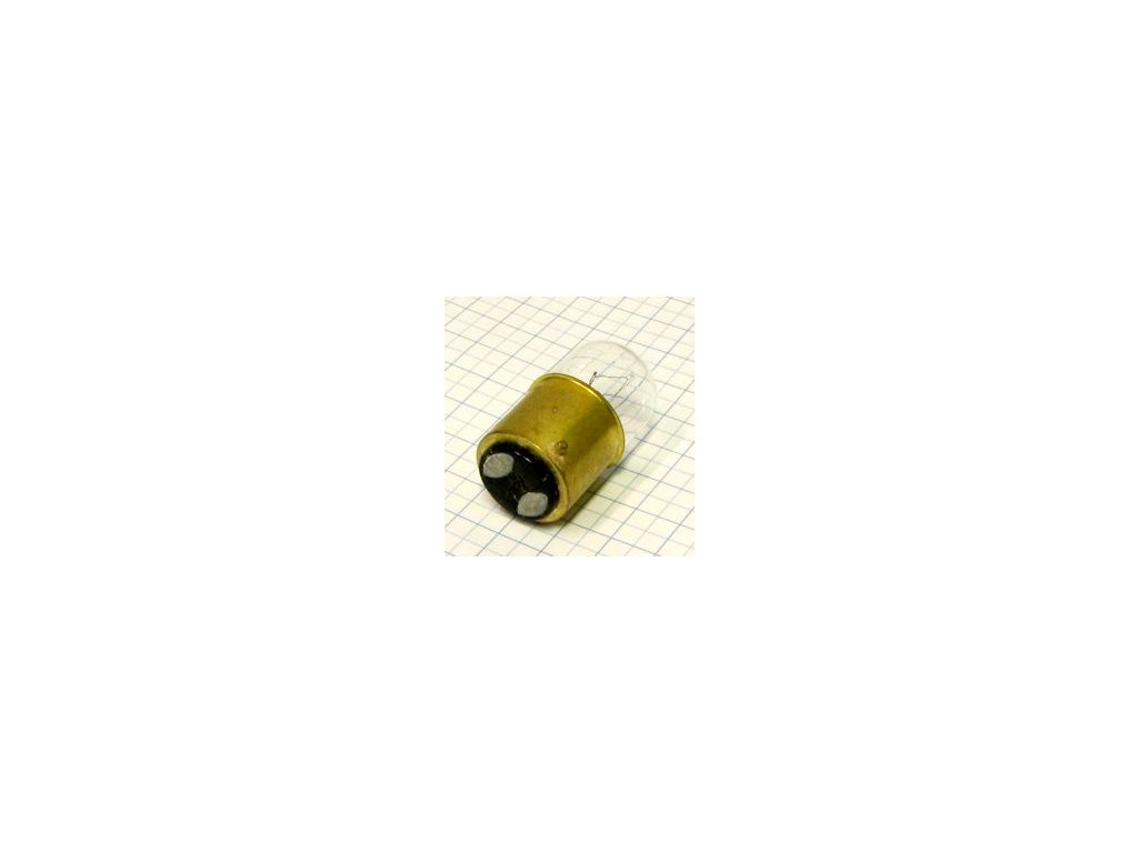Žiarovka 48V 15W B22D B6548 22x60mm