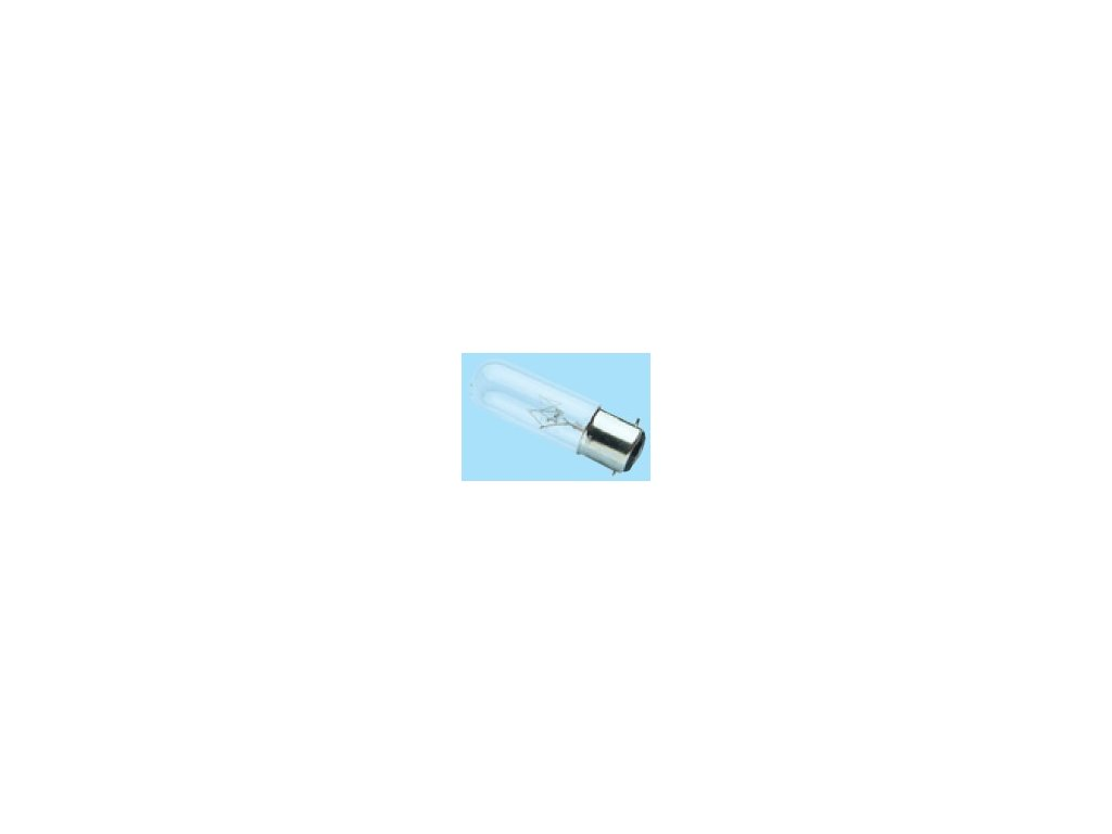 Žiarovka 110V 25W B22D B8232 25x80mm