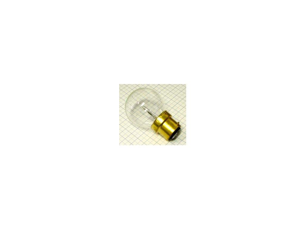 Žiarovka 48V 25W B22D B 7436 45x70mm