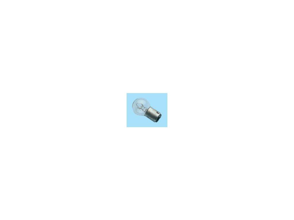 Žiarovka 230V 15W BA15D B7402  25x45mm