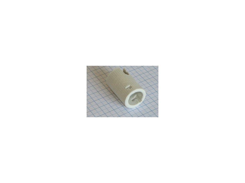Objímka BA15D DO 3921 porcelán