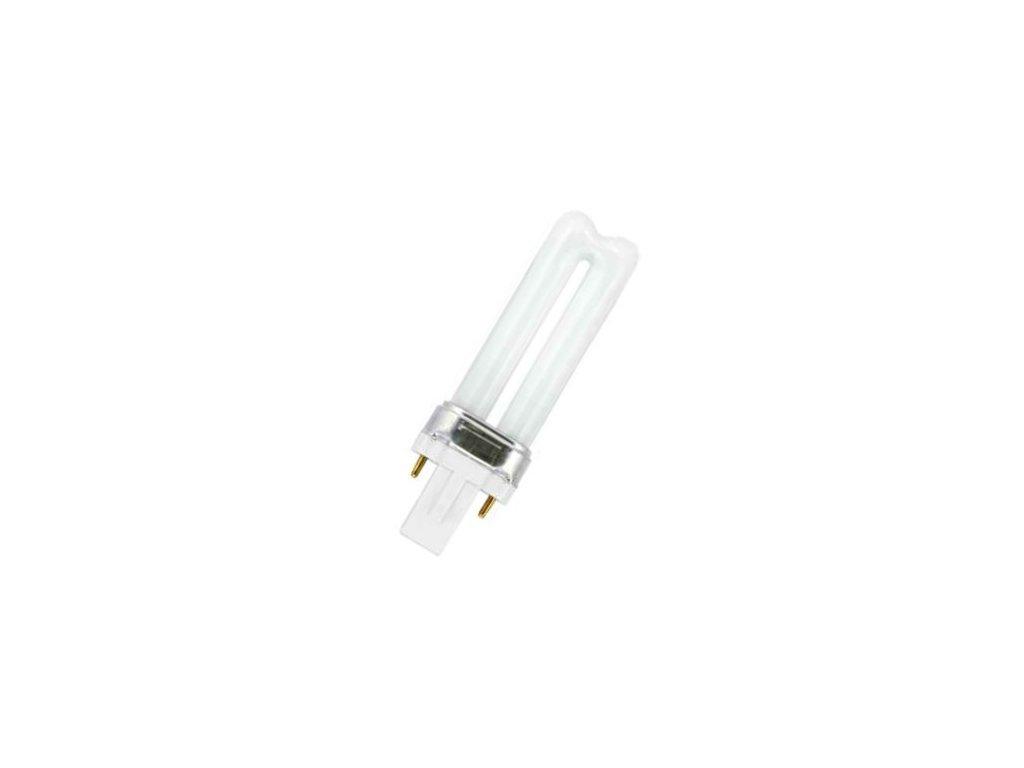 Žiarivka kompaktná 7W/840  G23 studená biela