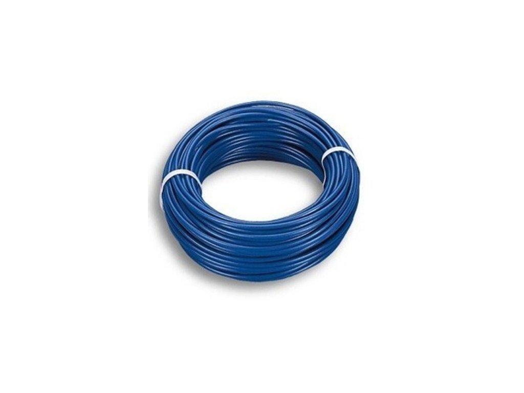 Autokábel 2,5 CYA modrý