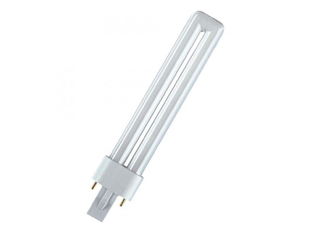 Žiarivka kompaktná 9W/840 G23 studená biela 130985 KLD-S