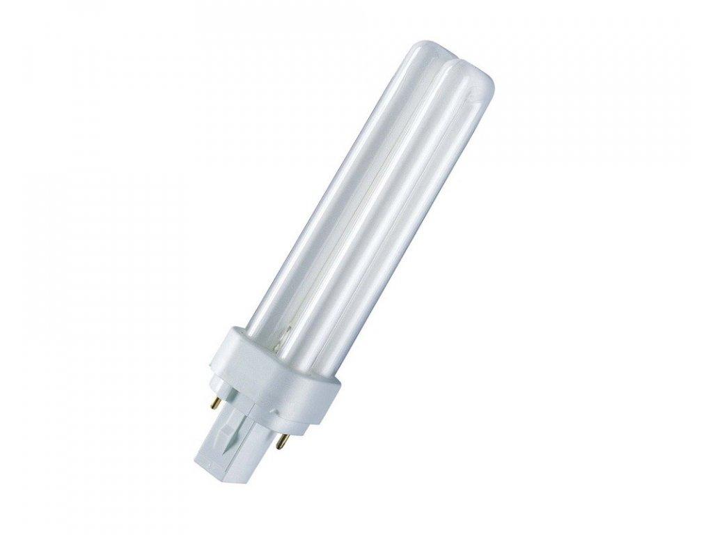 Žiarivka kompaktná 18W/860 G24D-2  KLD denná biela 2pin.