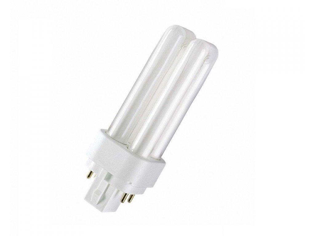Žiarivka kompaktná 18W/865 G24Q2 studená biela 4pin.