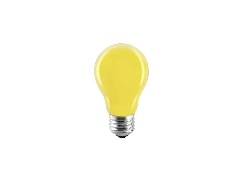 NARVA BEL Žiarivka kompaktná 11W/016  E27 GFC-A žltá