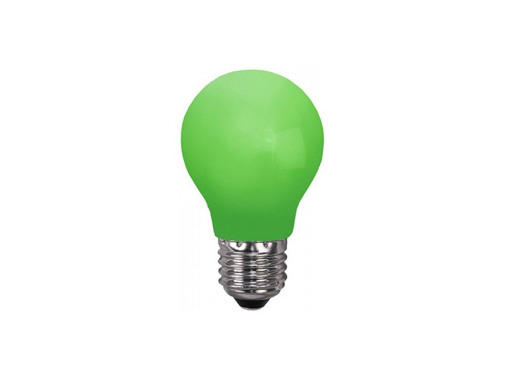 Žiarivka kompaktná 11W/017  E27 GFC-A zelená