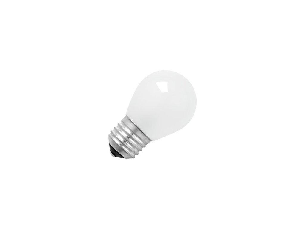 Žiarovka 240V 25W E27 iluminačná-matná 46x75mm