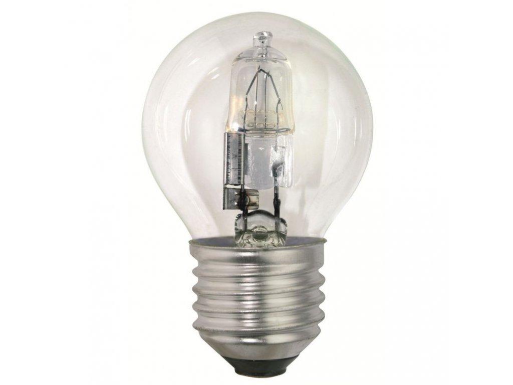 Žiarovka 240V 28W E27  halogen iluminačná