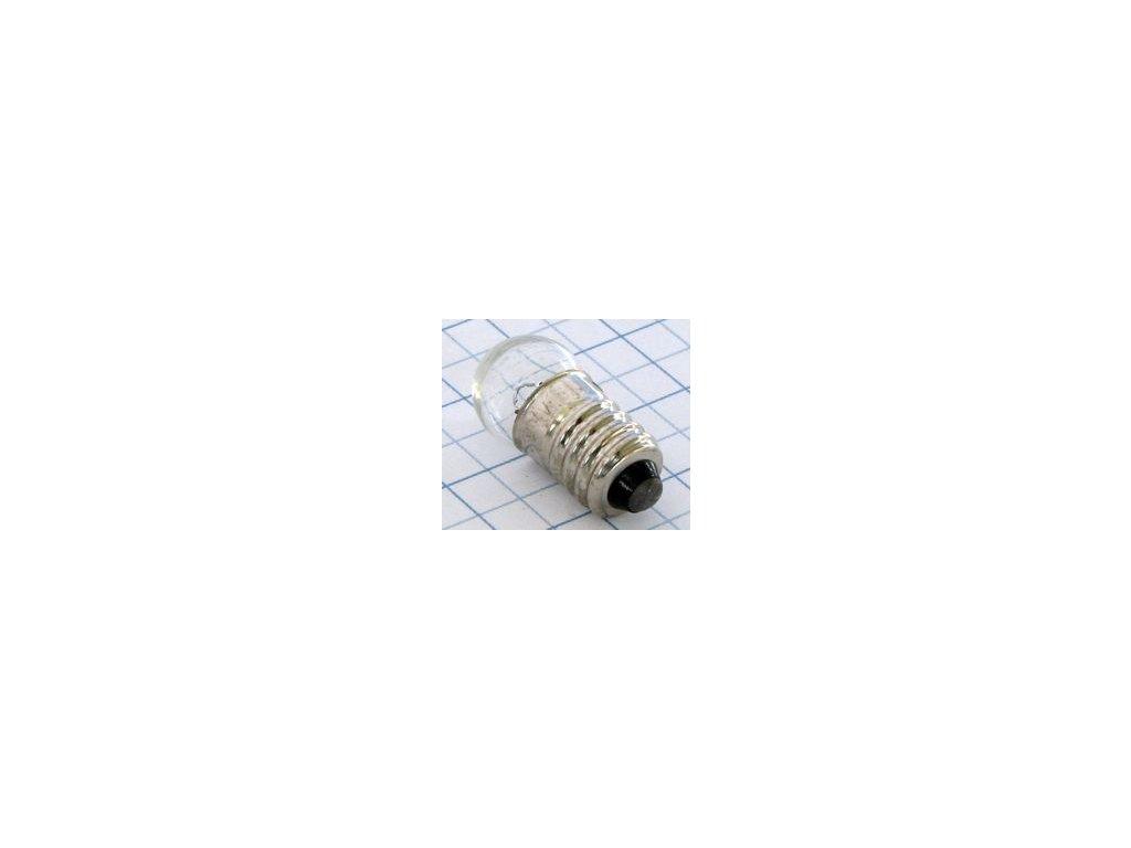 Žiarovka 6V 830mA E10 11x23mm