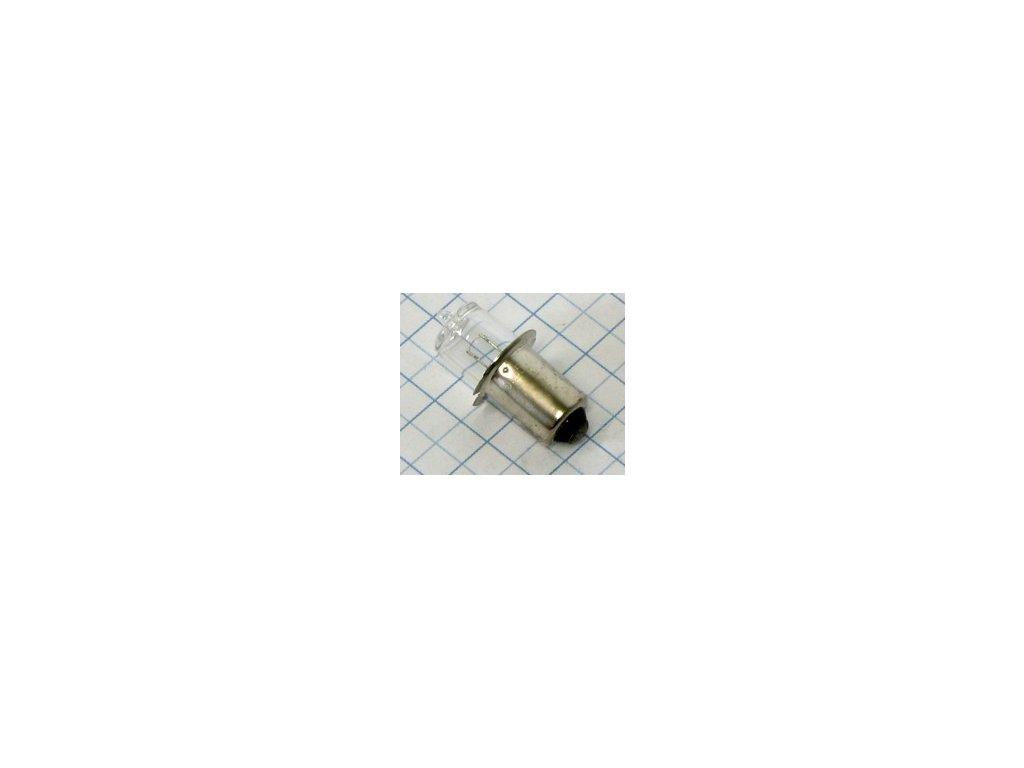 Žiarovka 4V 850mA PX13,5S halogén
