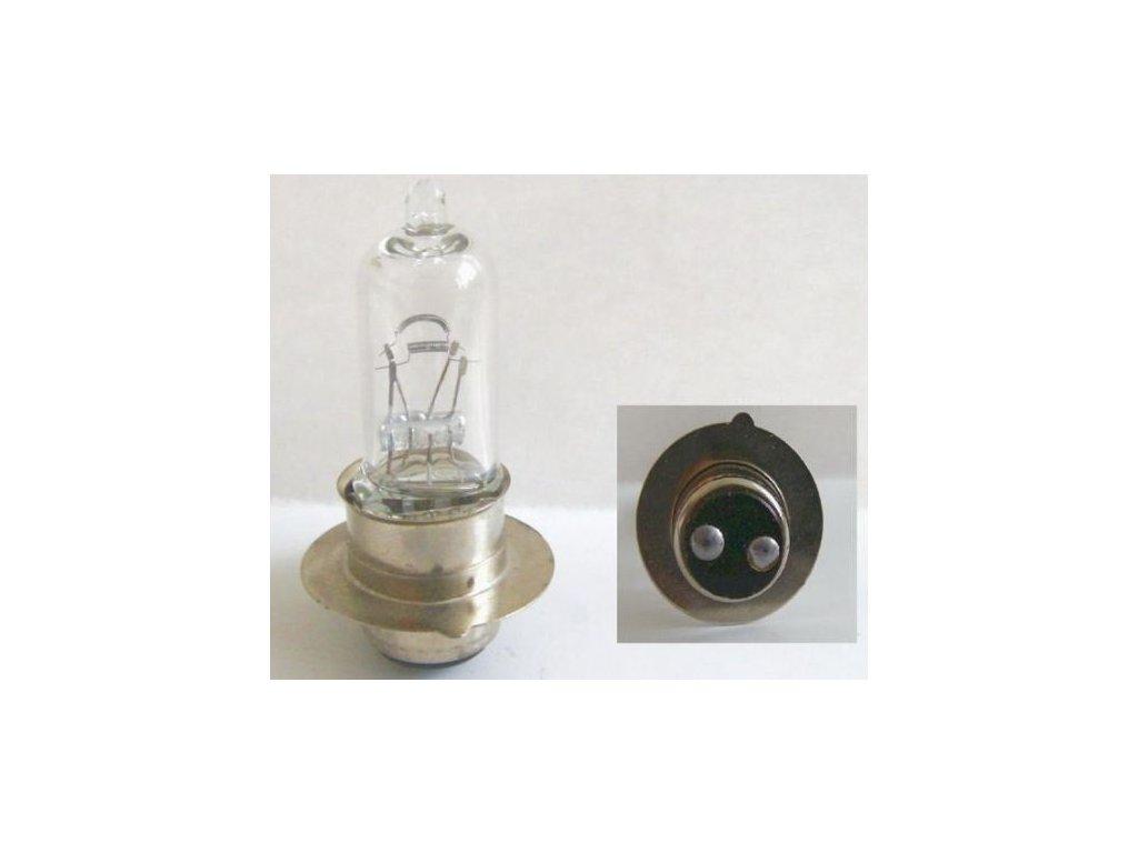 Žiarovka 12V 35/35W P15d-25-1-vodorovné vlákno