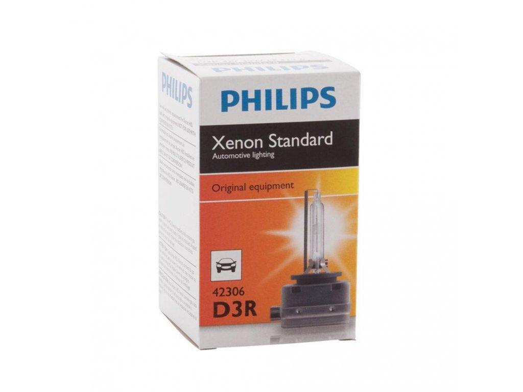 Výbojka xenónová D3R 42V 35W-PHILIPS