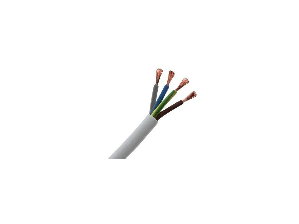 Kábel štvoržilový  4X1,0mm CMSM