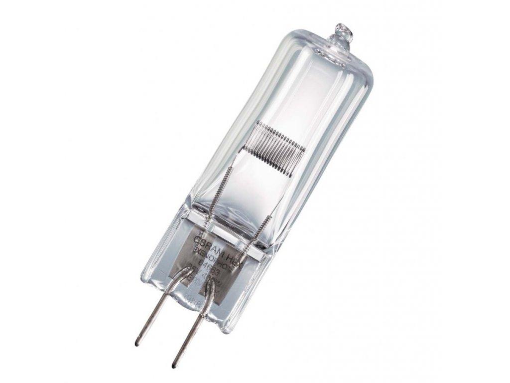 Žiarovka 36V 400W G6,35 150hod.