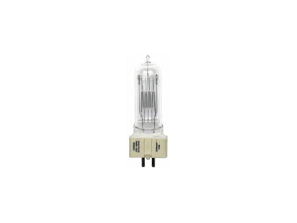 Žiarovka 230V 1000W GX9,5 H164744 FWP