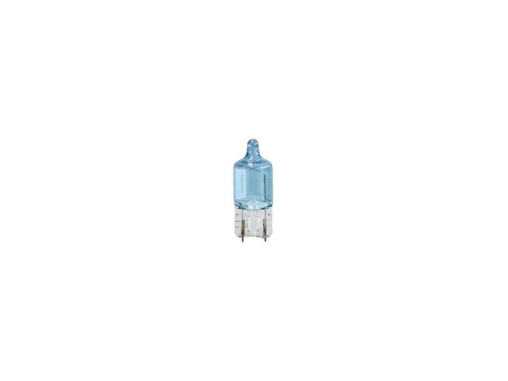 Žiarovka 12V W5W W2,1X9,5D blue
