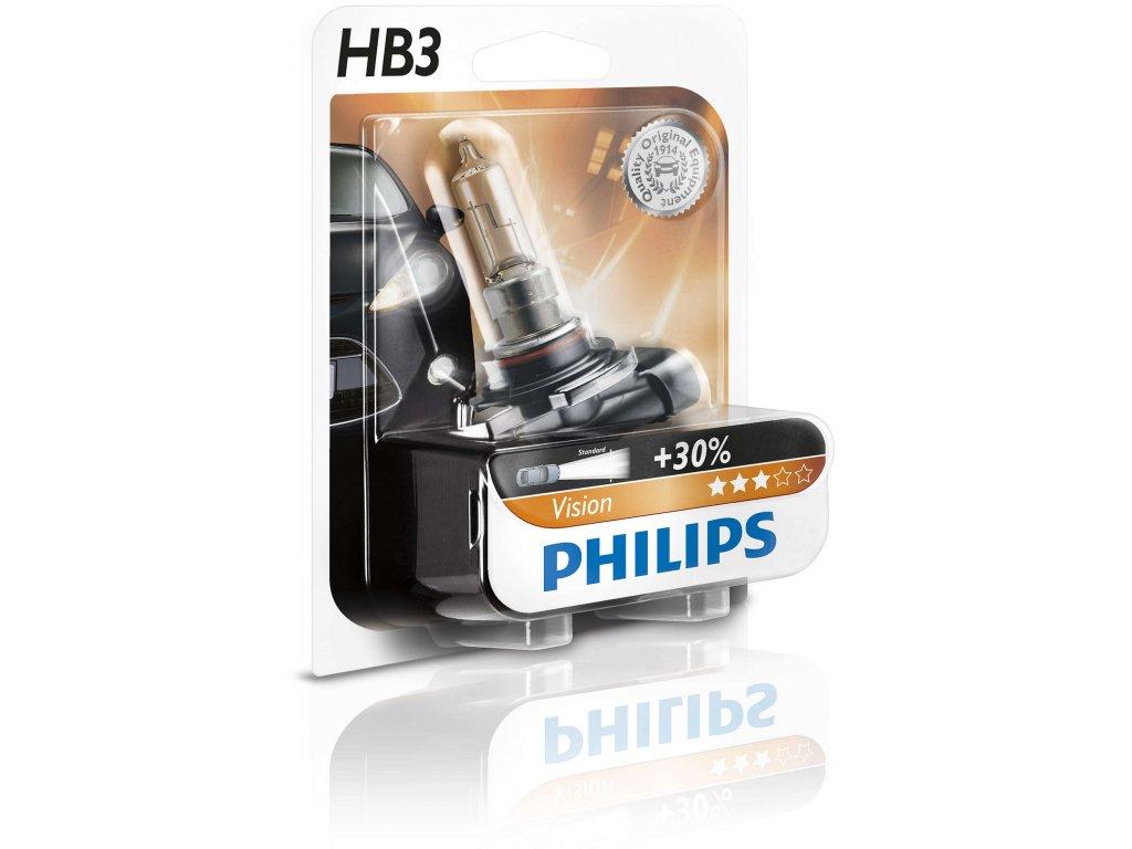 Žiarovka 12V HB3 65W P20d Premium