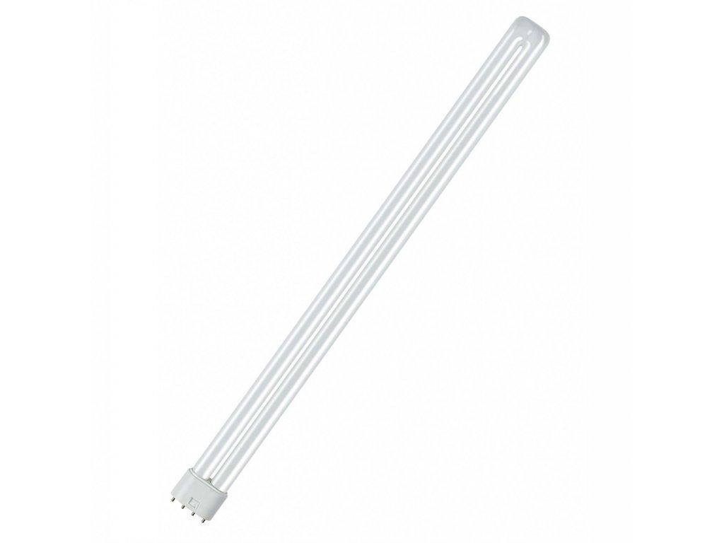 Žiarivka 55W 2G11 studená biela