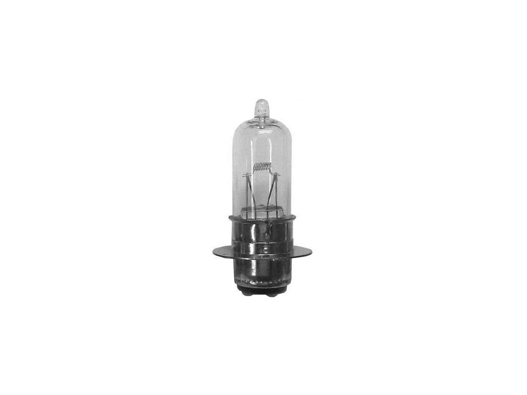 Žiarovka 6V 35/35W P15d-25-1 vodorovné vlákno
