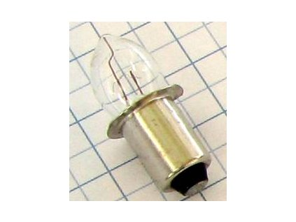 Žiarovka 12V 330mA P13,5S E750632 xenón 11x30,5mm