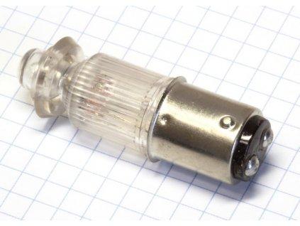 Tlejivka 110V 1,5mA BA15D N86233 plast  16x52mm
