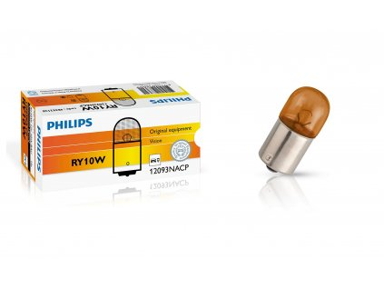 Philips Premium 12V 10W BAU15s RY10W