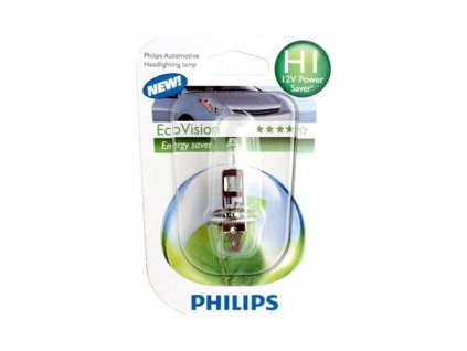 Philips EcoVision H1/12V 55W P14,5s