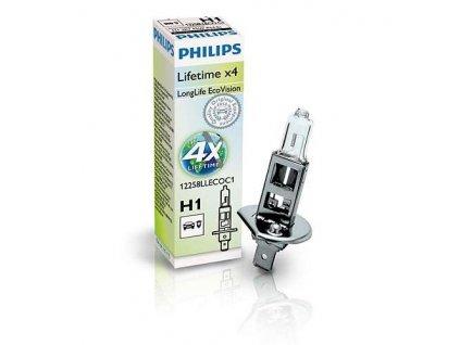 Philips LongerLife H1/12V 55W P14,5s