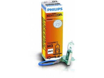 Philips Premium H3/12V 55W PK22s