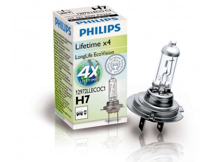 Philips EcoVision H7/12V 55W PX26d