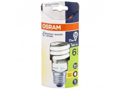 Osram Duluxstar 11W E27 - výroba ukončená
