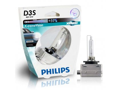 Philips X-tremeVision D3S 42V 35W PK32d-5