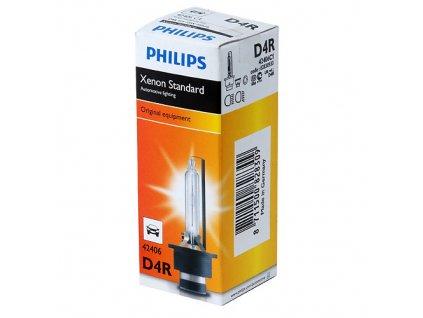 Výbojka xenónová D4R 42V 35W-PHILIPS