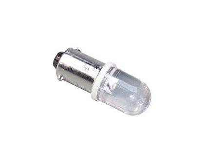 LED 230V  BA9S biela 9x26mm
