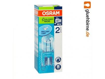 Osram HALOPIN PRO 240V 33W G9 14x43mm